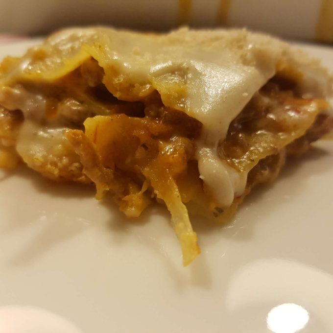 Homemade lasagne #hashtagmor