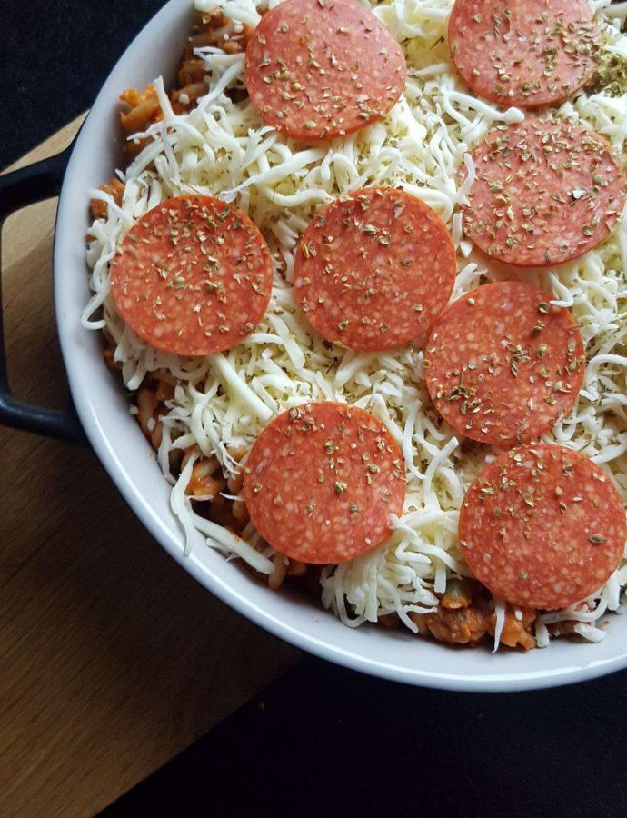 Pizzapasta..