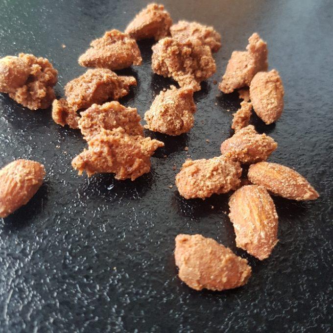 De Nemmeste Brændte Mandler Med Nutella Hashtagmor
