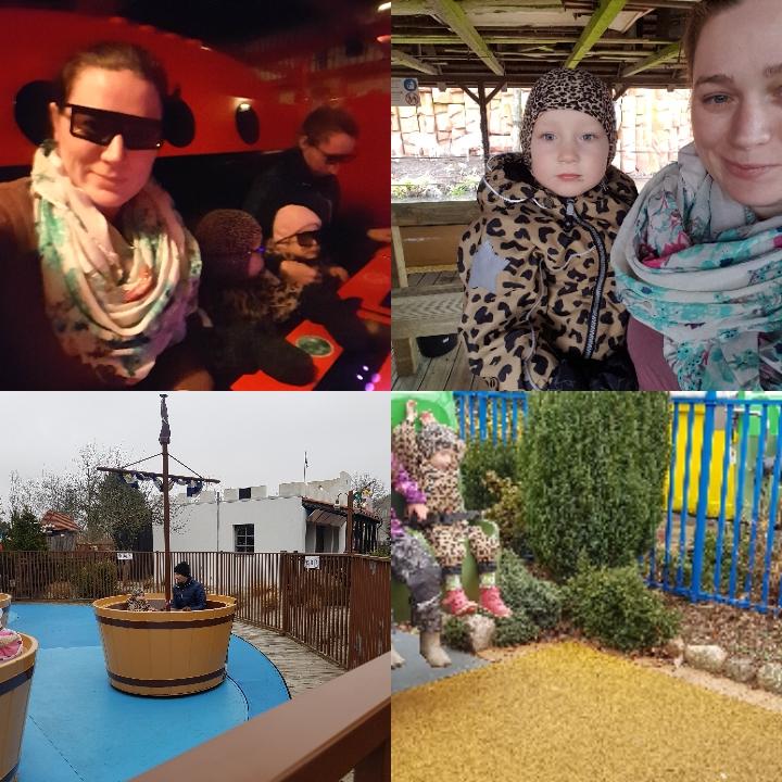 Påskehygge i Legoland #hashtagmor