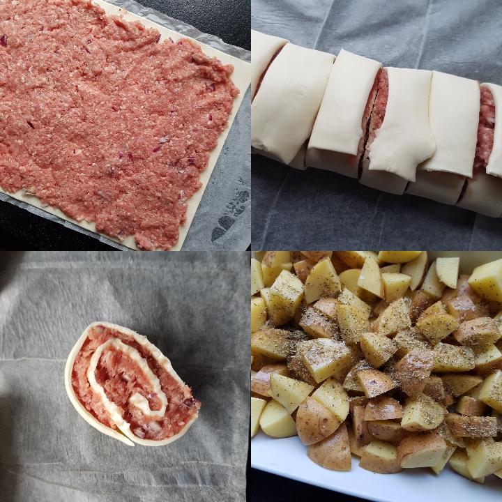 Butterdejssnegle med kartofler og mayonnaise #hashtagmor