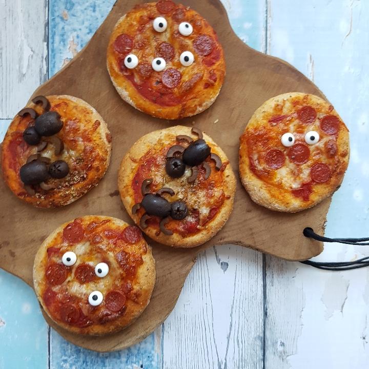 Edderkop pizza #hashtagmor