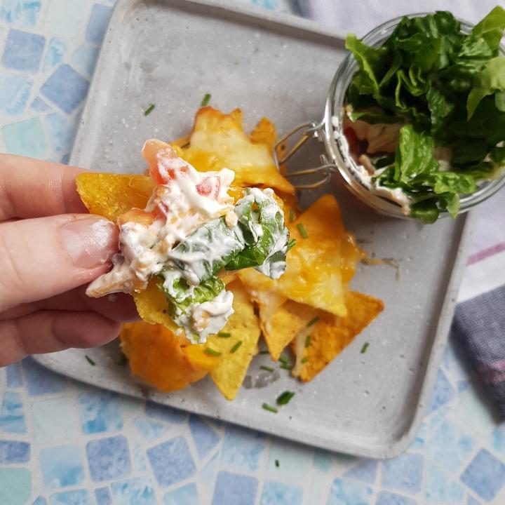 Skøn og hurtig dip til nachos. #hashtagmor