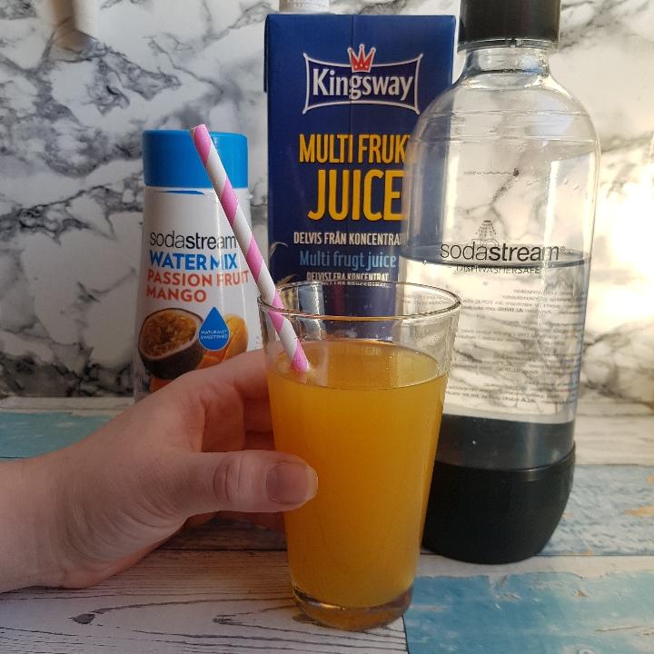 Lækre alkohol frie drinks #hashtagmor