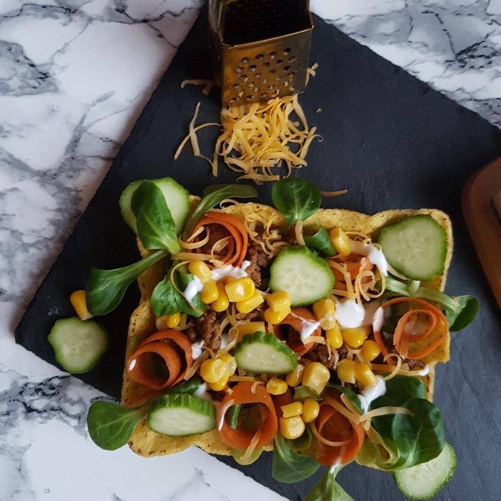 Tacoskåle med masser af lækkert fyld #hashtagmor
