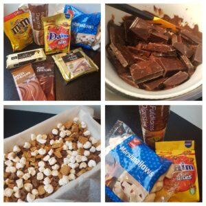 Triple chokolade brud #hashtagmor