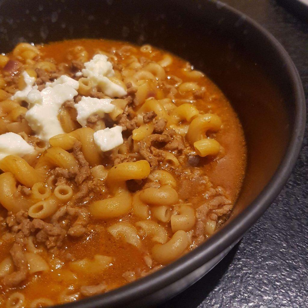 lasagne suppe #hashtagmor