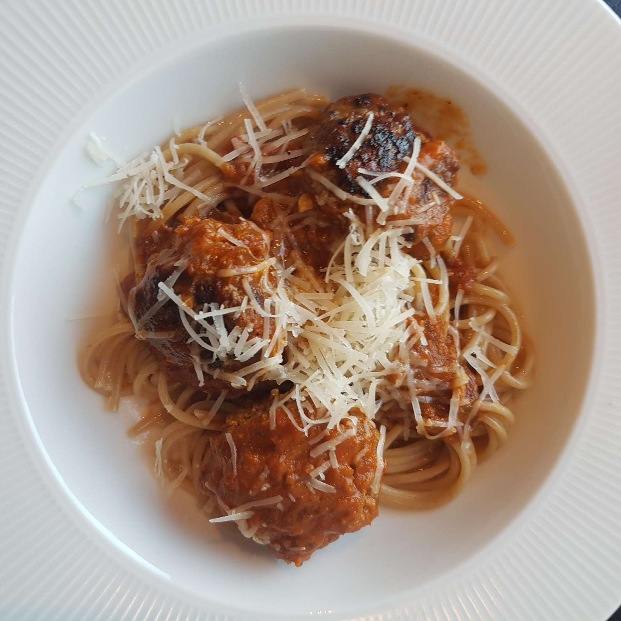 spagetti med kødboller aka lady og vagabonden #hashtagmor