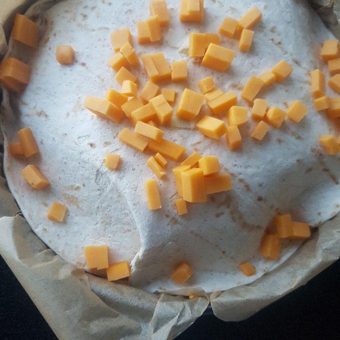 Tortilliatærte med skinke #hashtagmor