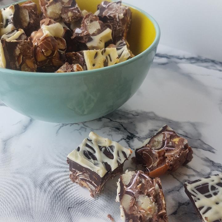 Triple chokolade påske brud #hashtagmor