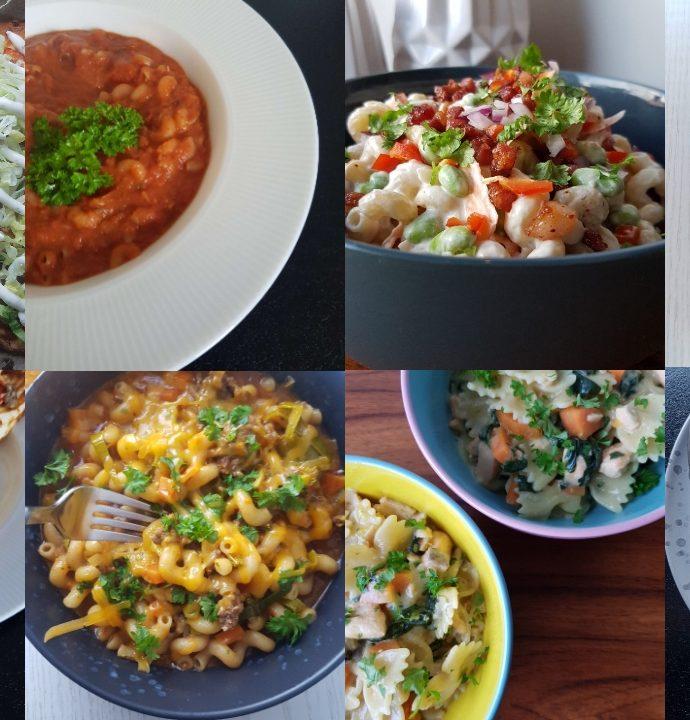 Nem og hurtig mad – max 30 minutter fra start til slut.