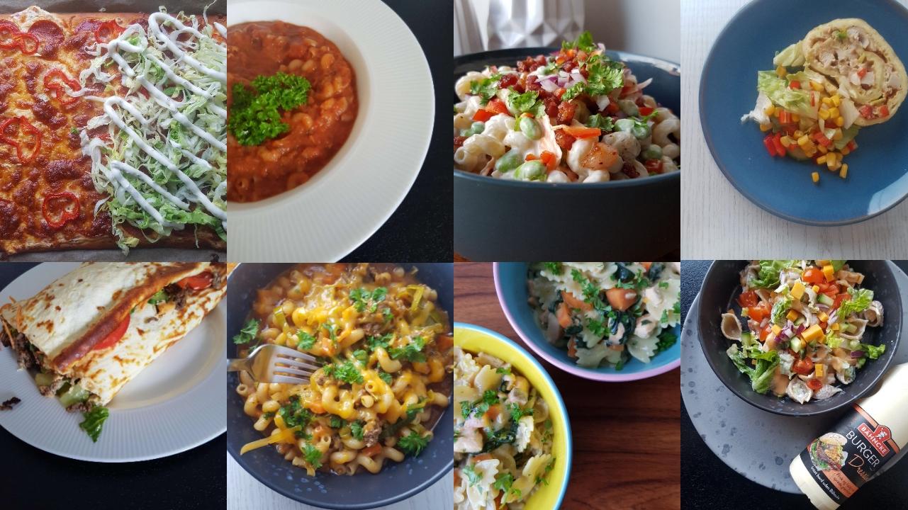 Nem og hurtig mad – max 30 minutter fra start til slut #hashtagmor