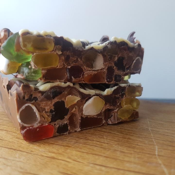 Triple chokolade børne brud #hashtagmor