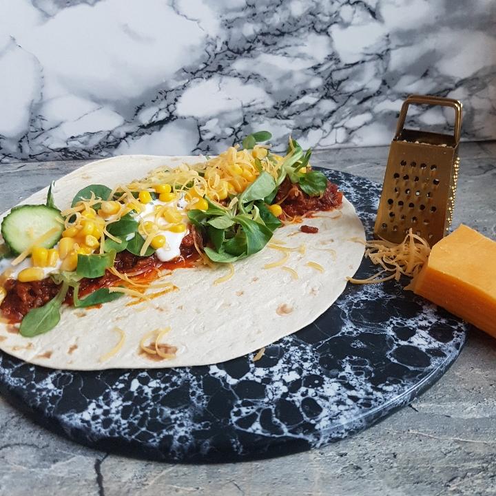 Mexicanske pandekager #hashtagmor