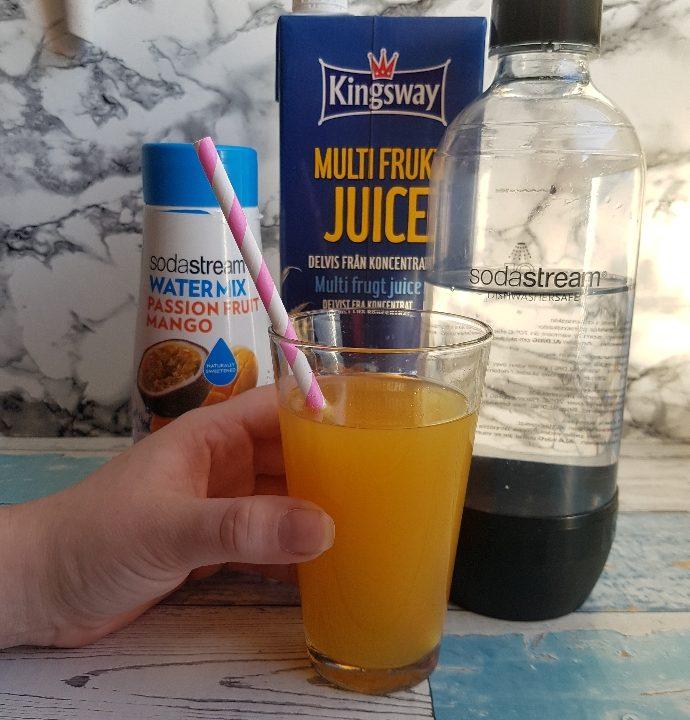 Super lækre alkohol frie drinks – perfekte til nytår