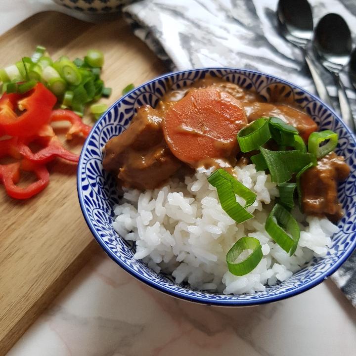Simregryde med ris, en skøn og billig opskrift. #hashtagmor