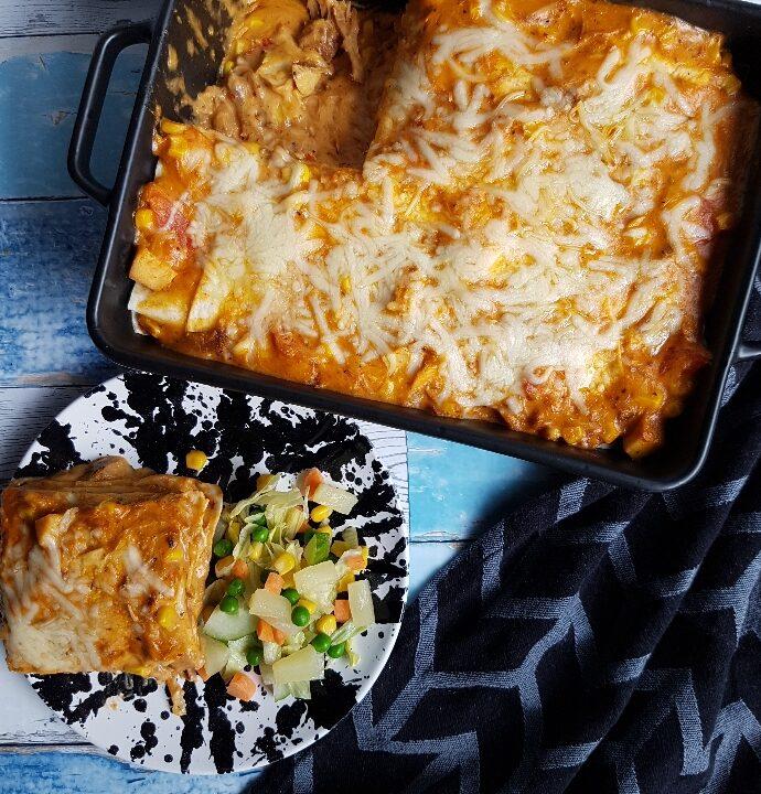 Tortillia lasagne