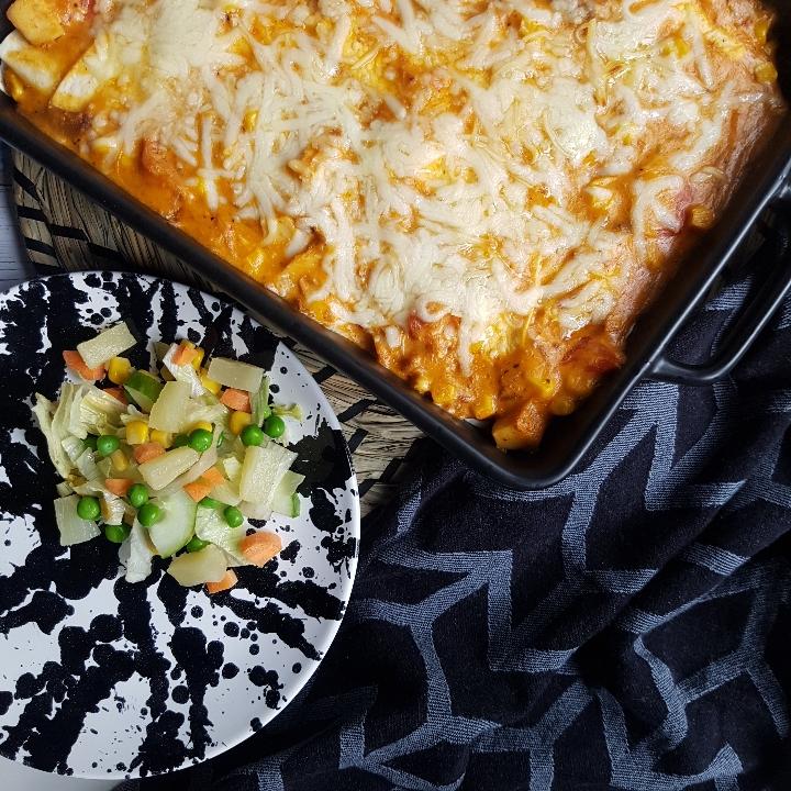 Tortillia lasagne #hashtagmor