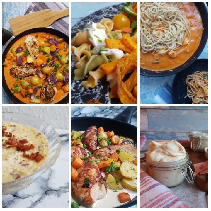 Inspiration til nytår - mad til nytårsaften