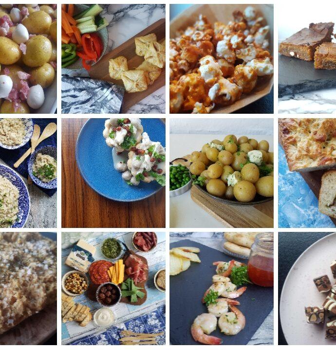 Inspiration til nytår – mad til nytårsaften