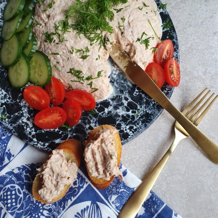 Tunmousse opskrift - perfekt påskefrokost menu