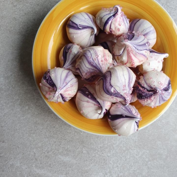 Farverige enhjørning kyskager, perfekt som mad til børnefødselsdag