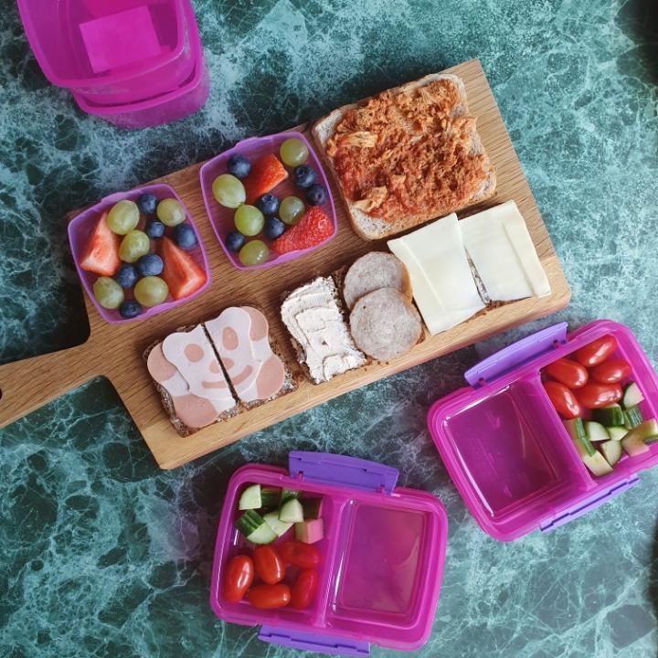Madpakke ideer - inspiration til en sund madpakke. Nem og lækker.