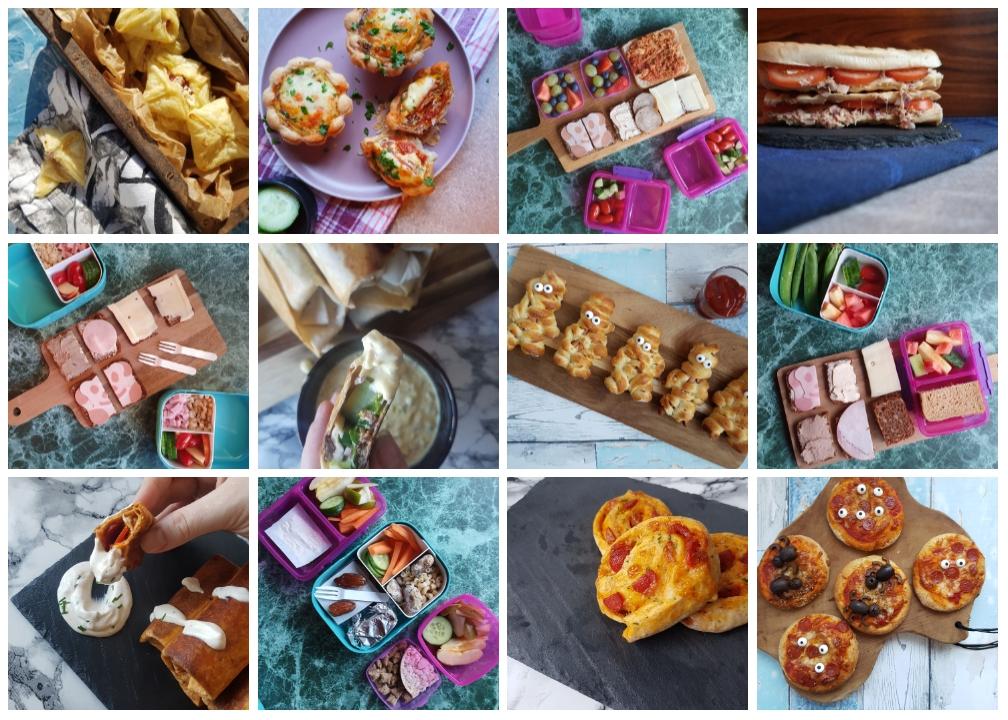 39 forskellige madpakke ideer - inspiration til en nem og sund madpakke