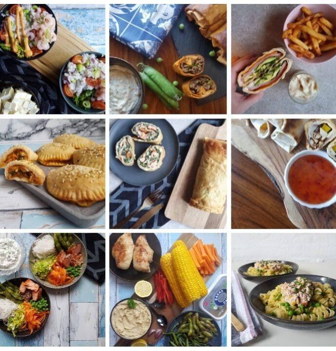 39 forskellige madpakke ideer – inspiration til en nem og sund madpakke
