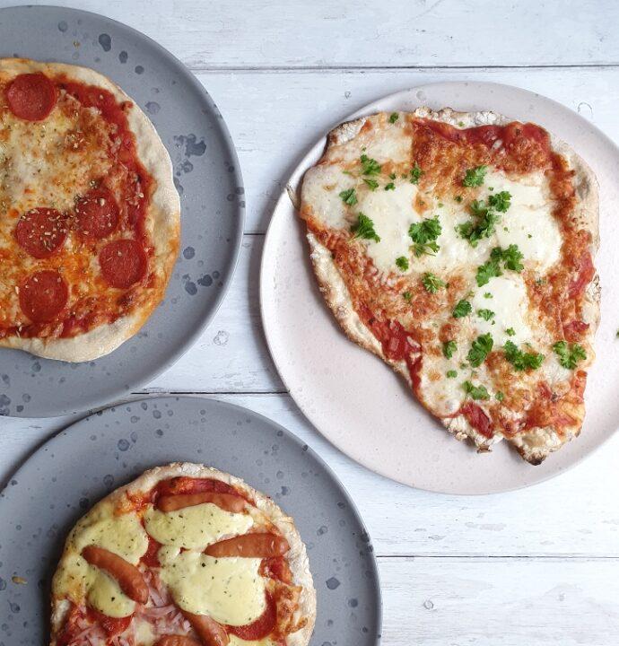 Pizza på grill – en nem opskrift til sommerens grill menu (nem pizzadej opskrift)