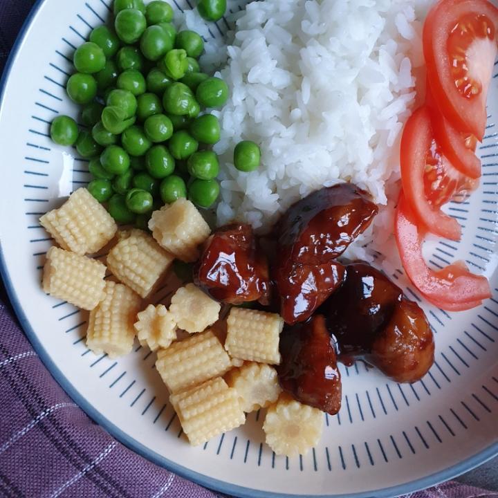 Teriyaki mørbrad med ris - skønne retter med ris