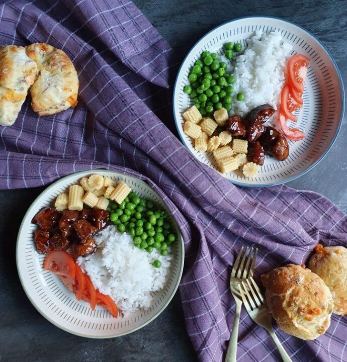 Teriyaki mørbrad med ris – skønne retter med ris