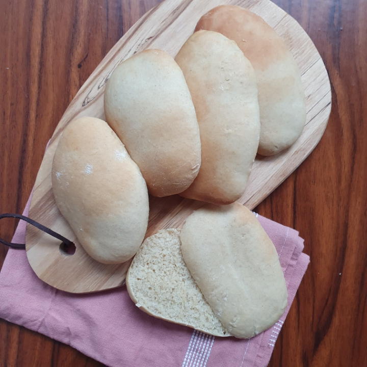 Panini brød opskrift